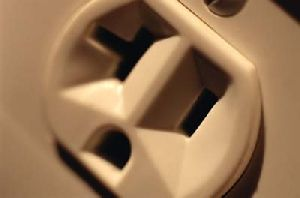 Electrical Output Outlet